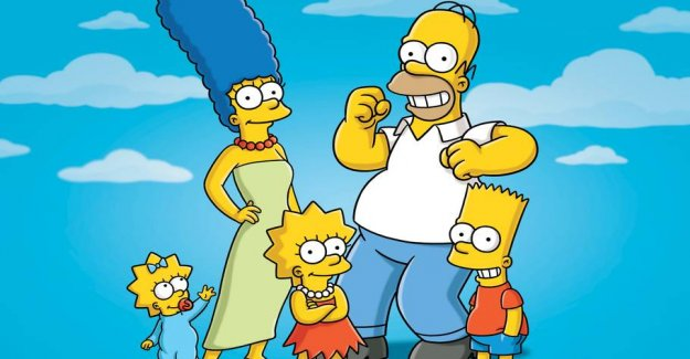 Woo hoo: The Simpsons will now have two new seasons