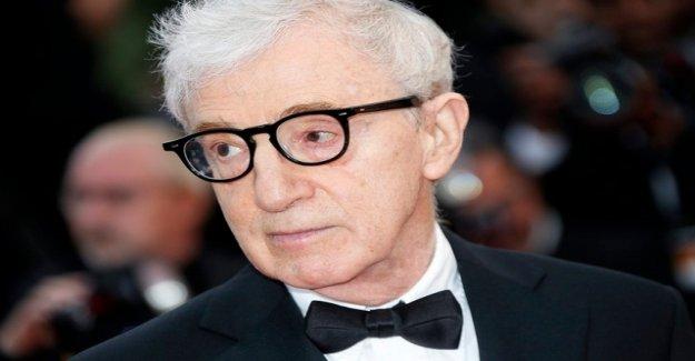 Woody Allen is suing Amazon Studios for breach of contract