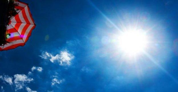 World meteorological organization: in 2018, was the fourth-warmest year