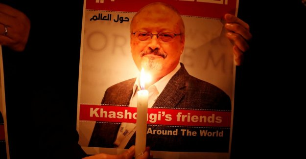 Years for the murder of Khashoggi promised the Saudi crown prince 'bullet' to use against a journalist