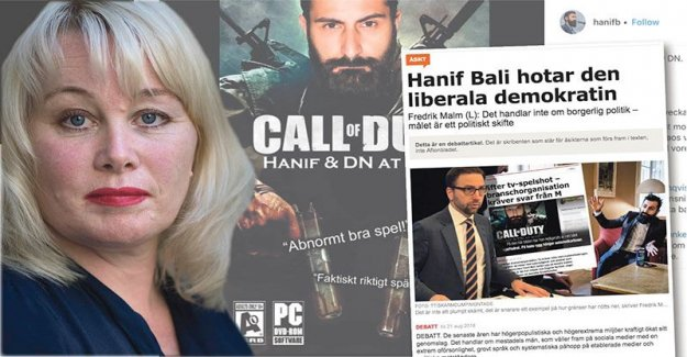 You want to silence Hanif Bali – it threatens democracy