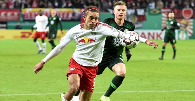 Yussuf and Leipzig writes history