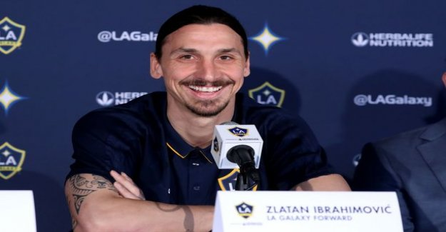 Zlatan Ibrahimovic agreed with his wife to the absolute apartment to the store on one condition - apartment broker wondered the Swedish star pihiyttä: Rich people don't go to Ikea
