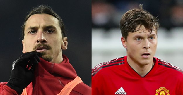 Zlatans cynical Lindelof-advice: - You are not here to be friends with all