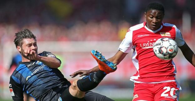1:3 against SC Paderborn : 1. FC Union loses first home game since January of 2018