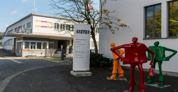 250 Jobs will be lost at Rieter
