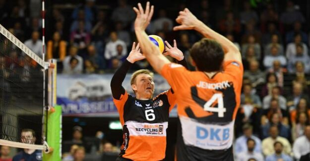 3:0-victory against Düren : BR Volleys the perfect start in the Play-offs