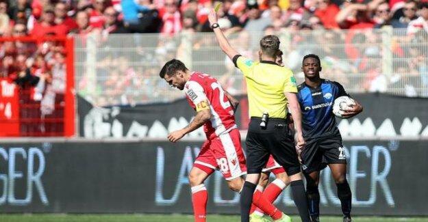 A defeat that raises a doubt : 1. FC Union does not limit the performance