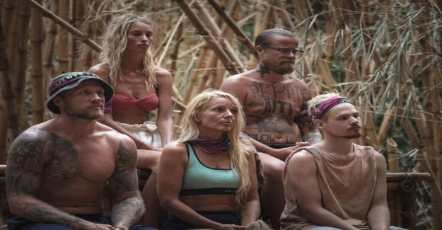 A surprise twist on Survivor: Lola is asked to forgive back – stabbing - in Me was drawn like sheep