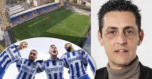 AFC raging against IFK Gothenburg boycott: Jättelarvigt