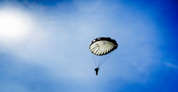 Adhd-diagnosis means no to the parachute jumps
