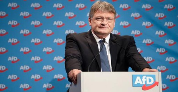 AfD-donations affair: Meuthen considers himself innocent