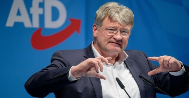 AfD-donations affair : pressure to Meuthen, due to dubious election campaign support grows