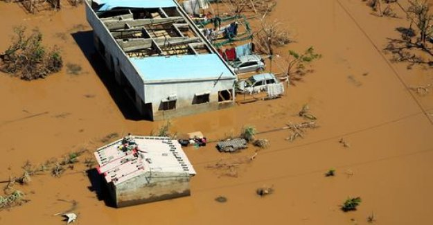 After cyclone Idai: hundreds of thousands waiting for help