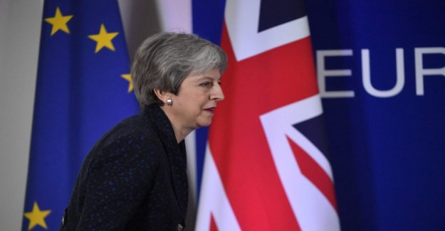 After maratonmötet – EU approves Brexitförlängning
