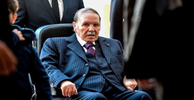 After the protests – Bouteflika sets not up for re-election in Algeria