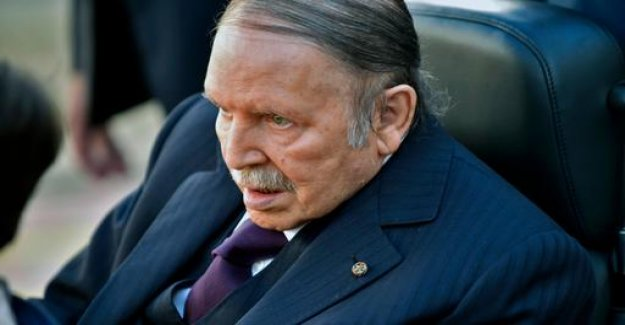 Algeria's President Bouteflika renounced candidacy