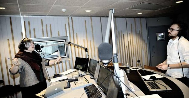 Amnesty will have Radio24syv to pull the satire back