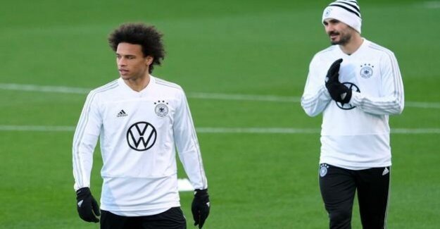 André Voigt about the incidents at the match : Gundogan was the Turk', Sané referred to as ,Negroes'
