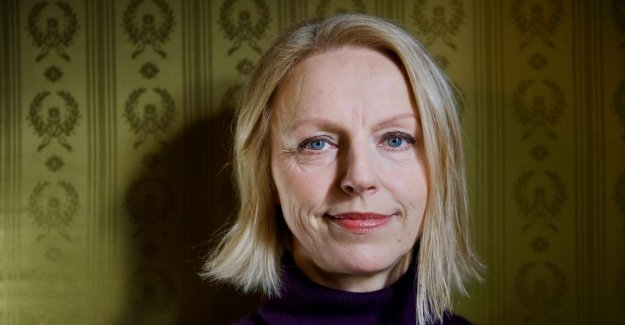 Anne Sofie von Otter: I hope Benny's death is that a brännmärke in the heart and the conscience