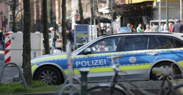 Anti-terrorist operations: Suspect again