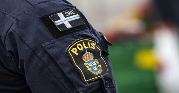 Arrested with the stolen make-up to 32 000 sek