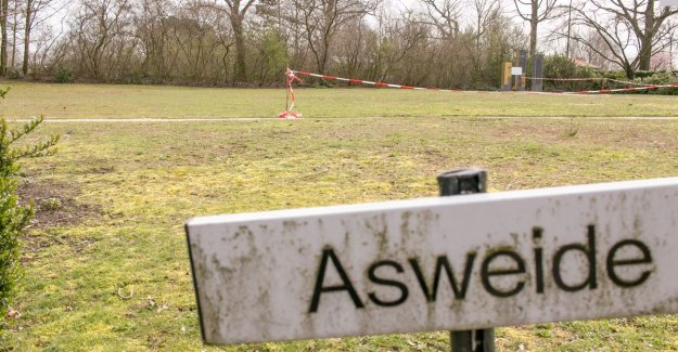 Asweide omploegen: how disrespectful!: the hoopla about plans on cemetery in Sint-Niklaas