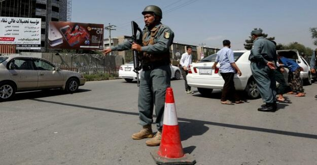 Attacks on Afghan new year's day : Several Dead in explosions in Kabul