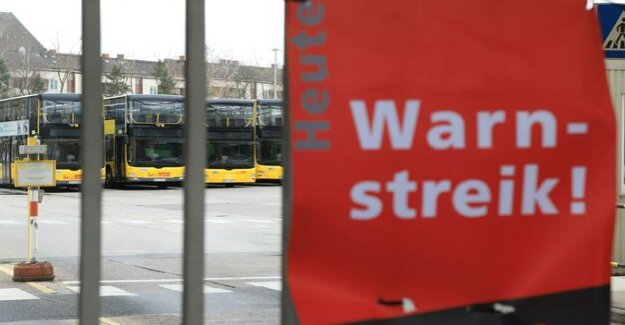 BVG strike on Monday : Why Verdi is calling again for the recusal
