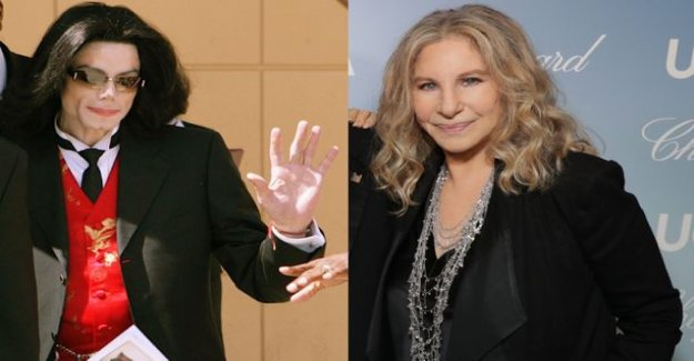 Barbra Streisand rough opinion Michael jackson caused someraivon: oh my god, are you out of your mind?
