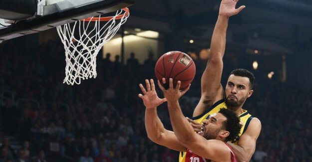 Basketball-Bundesliga : Alba is rested in the rematch