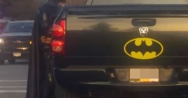 Batman eightieth birthday by police, humiliated during action