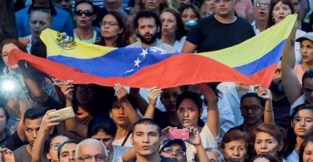 Because of Maduro's support of U.S. government and Russia is threatening sanctions