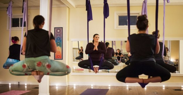 Beer and heat: special Yoga deals in Munich