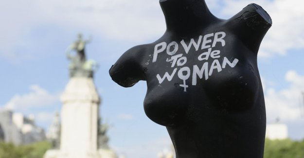 Belgian women cease (finally) on International Women's day: here they get their inspiration