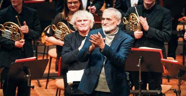 Berliner Philharmoniker : greetings from Liverpool