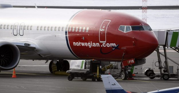 Bet on the Boeing 737 Max – now is the Norwegian extra tight