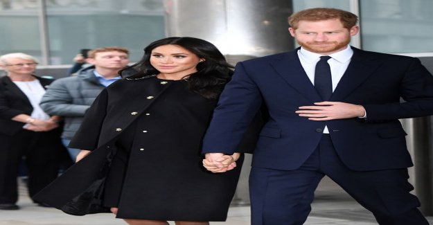Betting confidence: prince Harry and the duchess Meghan are having a girl!