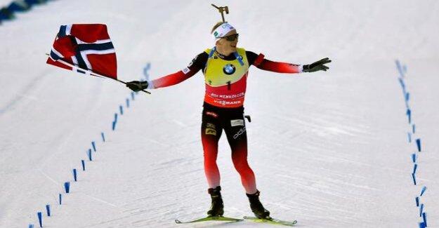Biathlon : John Gust: The Exceptional Athlete
