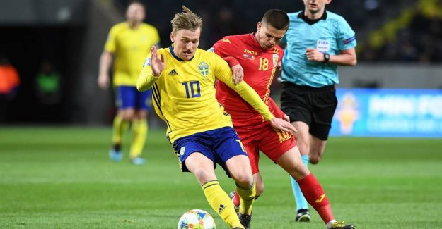 Big drama after the triumph: the Swedish star progresses from the national team
