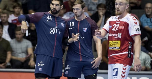 Big switch: Leaving the Mikkel and PSG