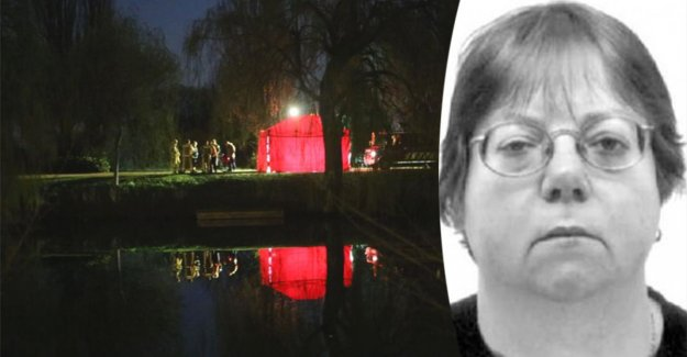 Body of missing Maria Laenen (49) is found in a fishing pond in Diest
