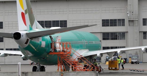 Boeing updates the aircraft model – which is stopped by a number of countries