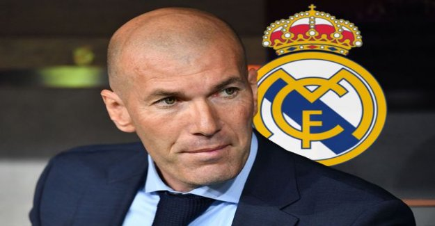 Bomb is now for sure: Zidane return to Real madrid's head coach, Solar fired