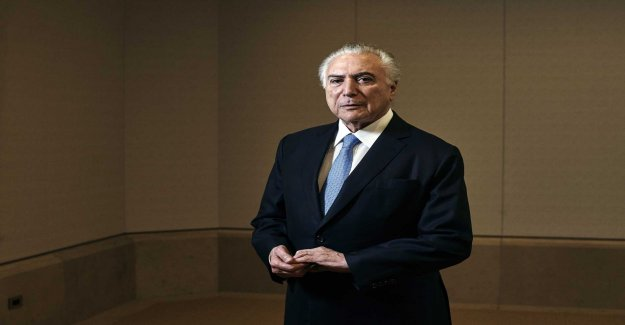 Brazil's former president has been arrested