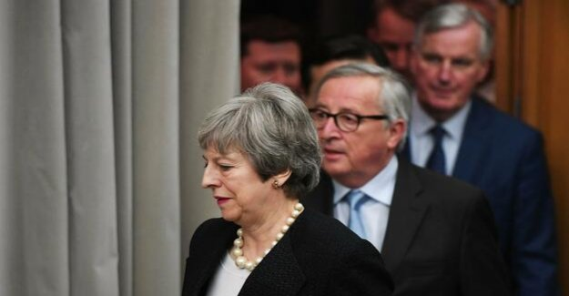 Brexit vote : May and Juncker put everything on one card