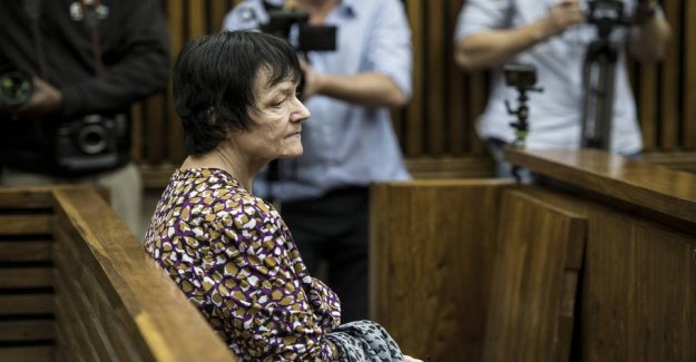 Britta and son take four more weeks behind bars