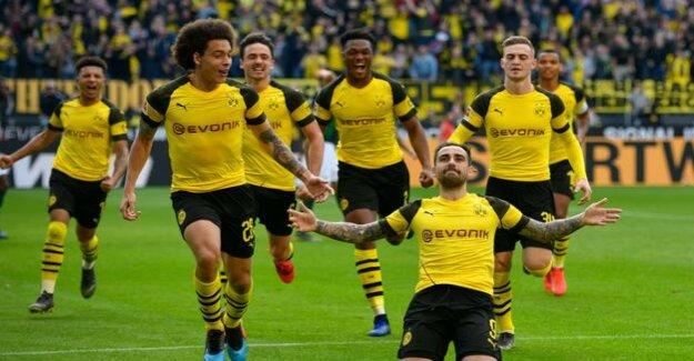 Bundesliga showdown : Dortmund is well-prepared for the crunch match in Munich