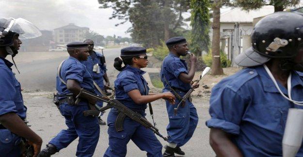 Burundi begins to release the prisoners