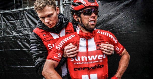 COURSE SHORT. Matthews should be fit for Milan-Sanremo - Aru get out of Paris-Nice